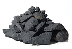 Shungite crushed stone 10-100 mm