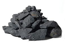 Fraction of shungite break-stone 10-100 mm