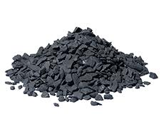 Crushed shungite, fraction 0-15 mm